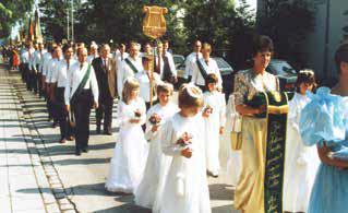 90Jahre Kirchenzug