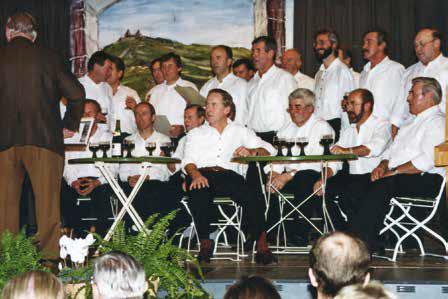 95Jahre Weinprobe