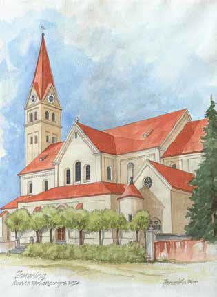 Pfarrkirche 1904